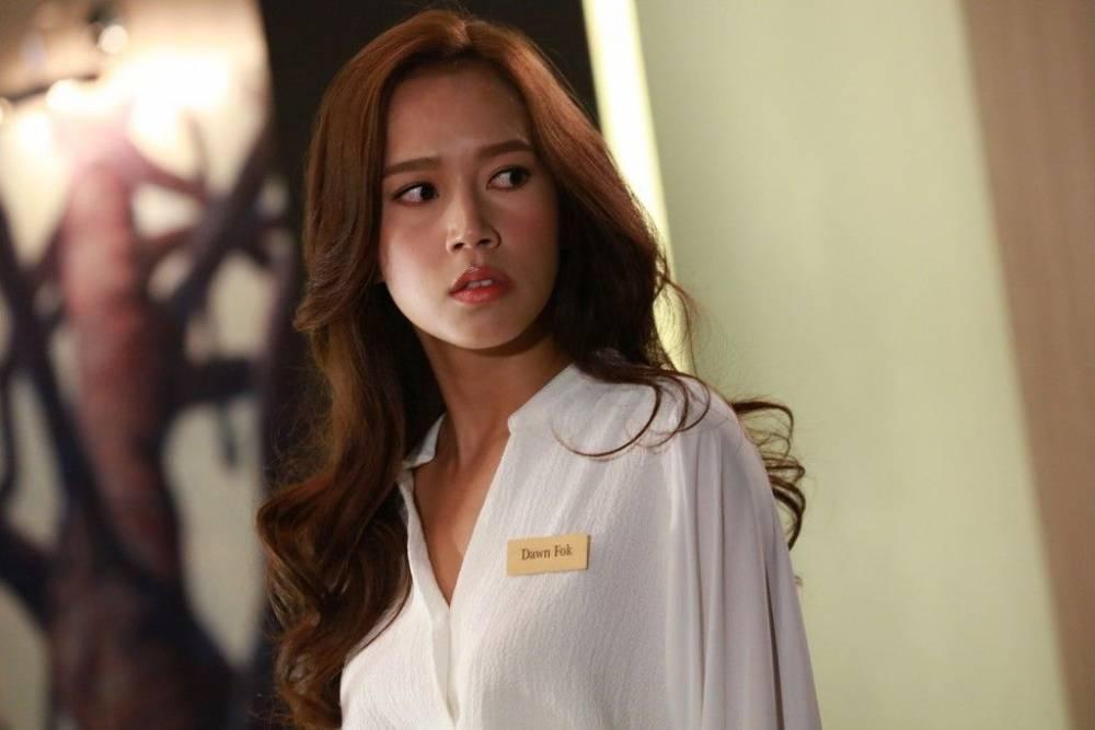 TVB傅嘉莉出來澄清自己并不是小三!! Kelly:我忍夠了!這種緋聞嚴重影響我的工作!   TTN 談談網