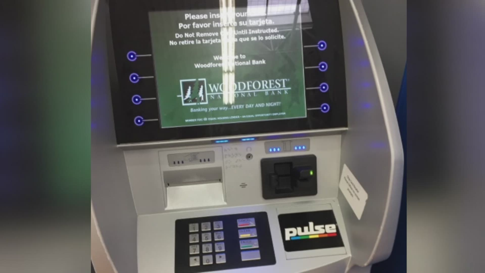 ATM takes man's money he wasn't depositing | wfaa.com