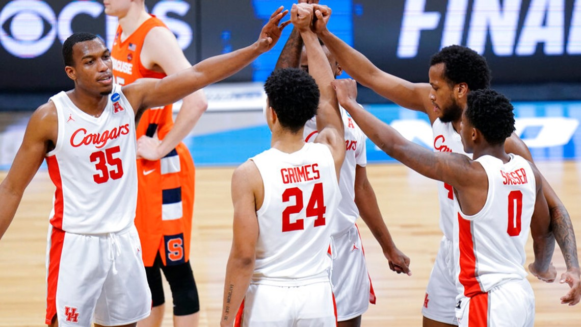 Syracuse vs. Houston in NCAA tournament for trip to Elite Eight   wfaa.com
