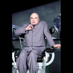 Dr Evil Chair Majestic Home Goods Bean Bag Review Mike Myers Resurrects Chats With Jimmy Fallon After Being Fired By Trump