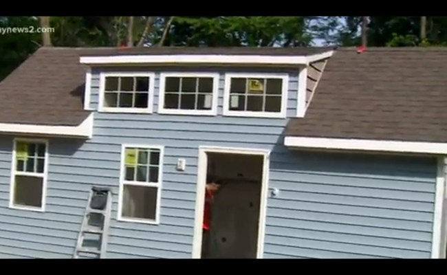 Tiny House Program Comes To Greensboro Wfmynews2