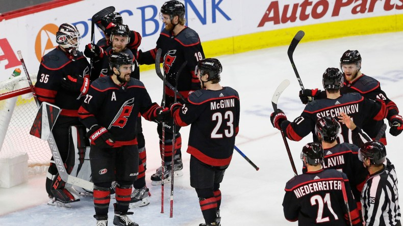 Why Are The Carolina Hurricanes Called A 'Bunch Of Jerks' | wfmynews2.com