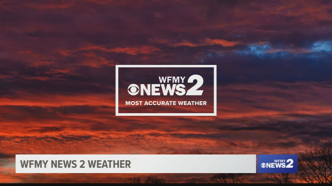 Tim Buckley's Weather Forecast for March 29th   wfmynews2.com