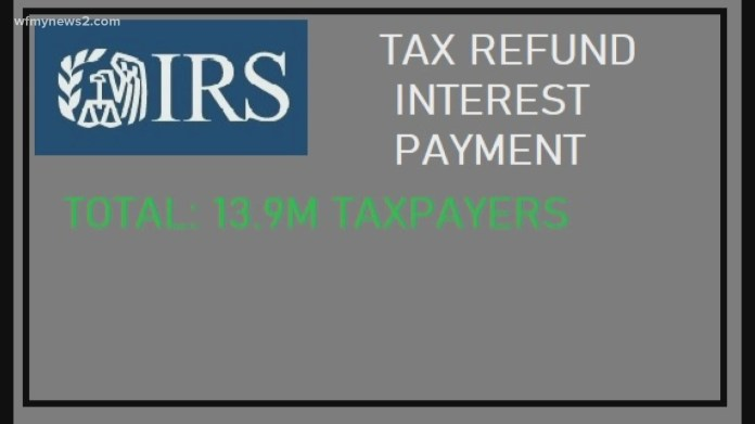 Is It A Second Stimulus Check No But It Is From The Irs Wfmynews2 Com