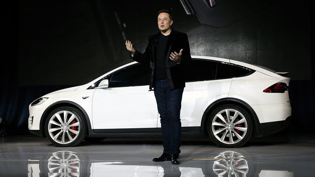 Elon Musk wants the world to embrace electric cars
