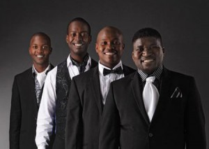 The Gugulethu Tenors at the Fugard Theatre