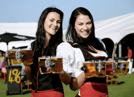 Festival of Beer at Hamilton Rugby Club, Cape Town