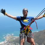 Abseiling in Cape Town