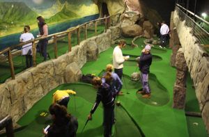 Cave Golf at V&A Waterfront