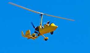 Gyrocopter tours