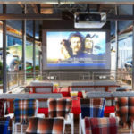 Review: The Pink Flamingo Rooftop Cinema