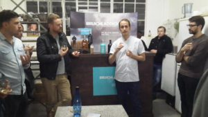 Bruichladdich and Honest Chocolate Tasting