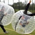Bubble Soccer at Bounce World