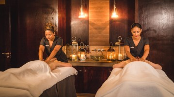 one and only spa winter escape