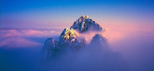 Huangshan Mountain Photo Exhibition