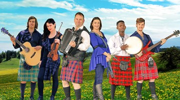 christine and the kilts