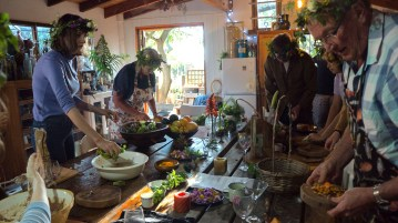 Feed your Mind; Nourish your Body holistic courses Cape Town