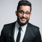 Yaseen Barnes at Mother City Comedy Festival
