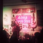 The Alma Cafe's April Performances