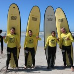 Stoked Mobile Surf School