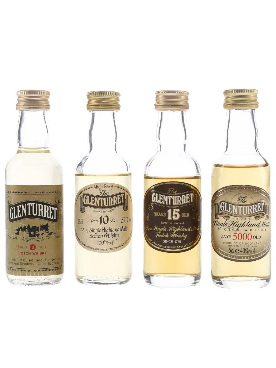 Glenturret 5000 Days Old. 8. 10 & 15 Year Old - Lot 67203 - Whisky.Auction   Whisky & Fine Spirits Online Auction London