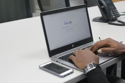 Google search image to illustrate that every provider on Widr can get free of pay indexing on the Web