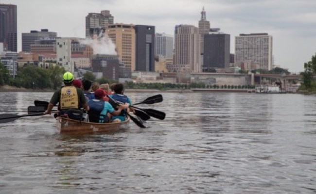 Mississippi River Canoe Trips Minneapolis Mn
