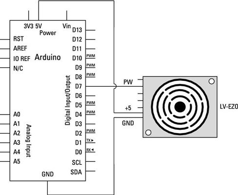 Arduino Potentiometer Wiring Arduino Toggle Switch Wiring