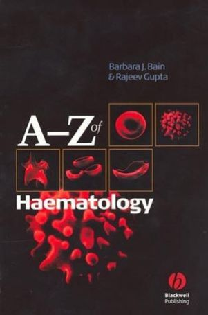 نتيجة بحث الصور عن A–Z of Haematology