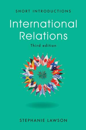 Wiley International Relations 3rd Edition  Stephanie Lawson