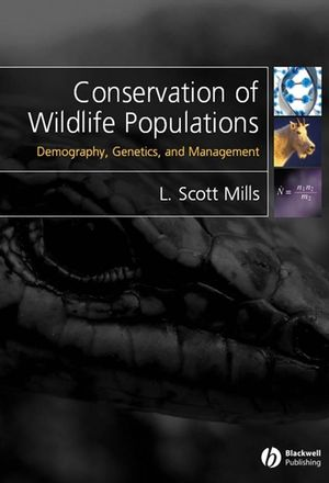 Wiley Conservation of Wildlife Populations Demography