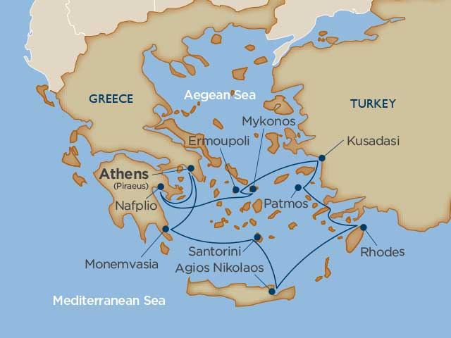 ancient wonders of greece