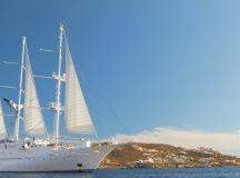 Windspirit Accommodations - Windstar Cruises