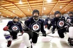The Winnipeg Jr. Jets is a collection of the province's best 10-year-olds. Almost every Winnipeg-based NHL player is a team alumnus.