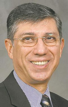 Dr. Redwan Moqbel is known for fostering interreligious harmony.