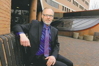 boris minkevich / winnipeg free press archives Darren Fast, U of M director of technology transfer, says the Transformational Partnerships program is going well.