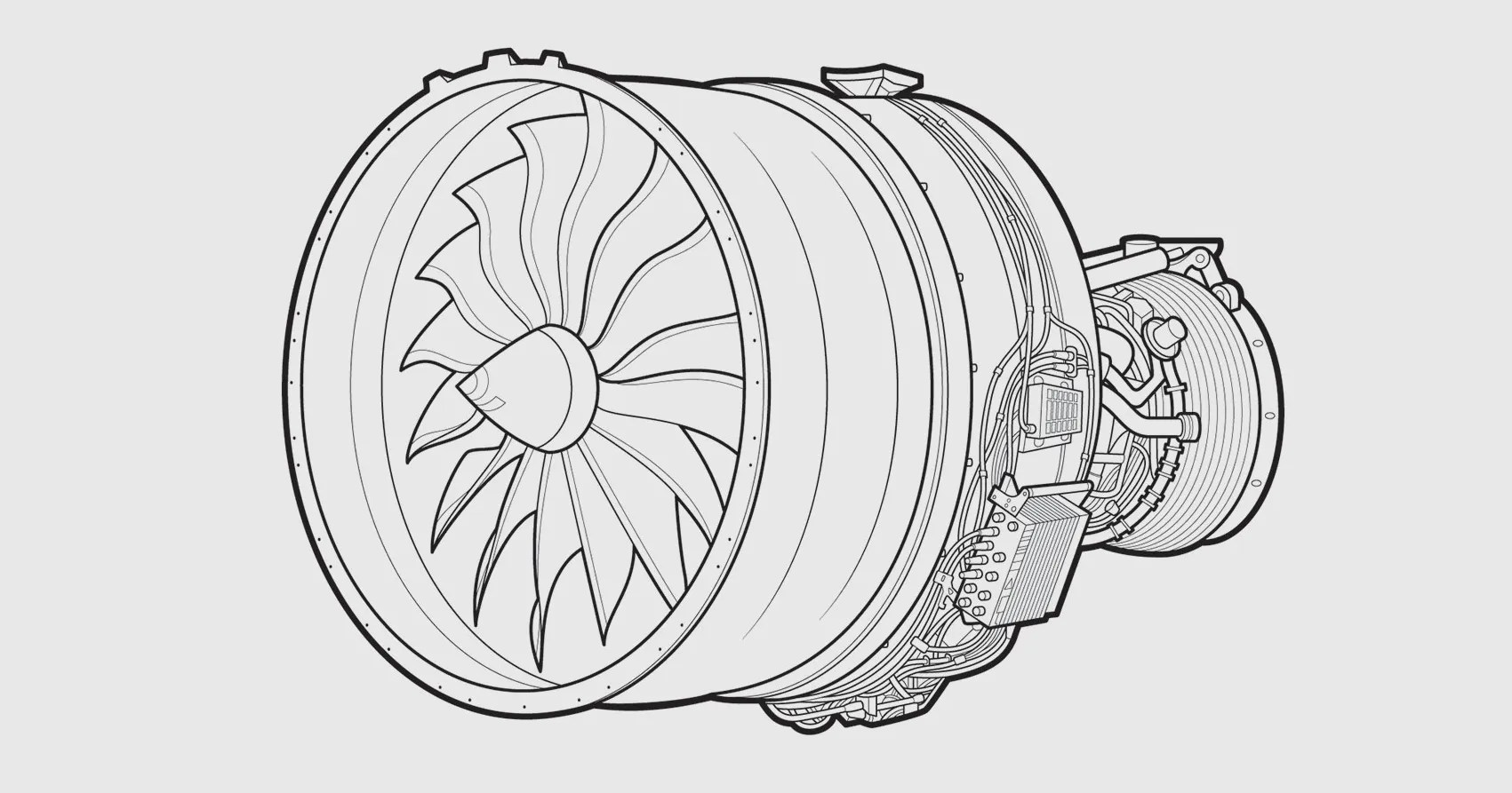 hight resolution of ge jet engine diagram