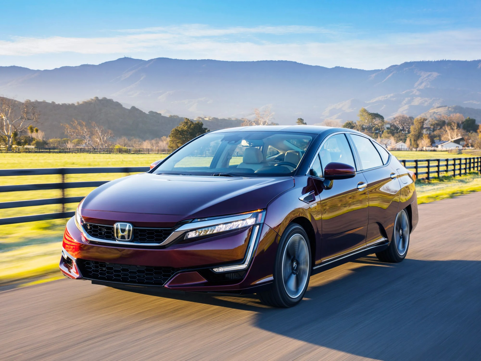 hight resolution of honda will do nearly anything to get you in a hydrogen car