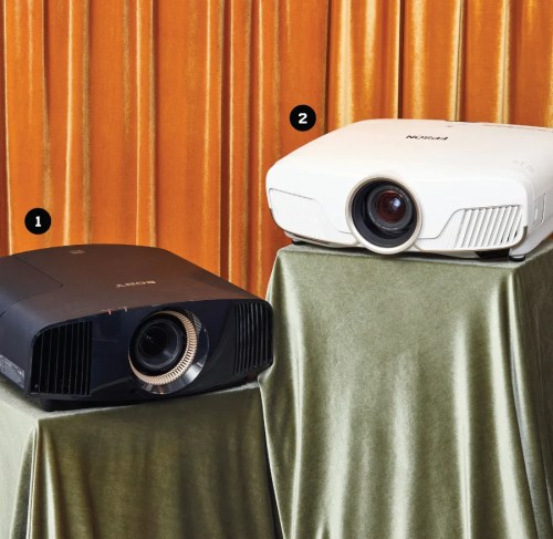 small resolution of let there be light 2 killer projectors for your home theater