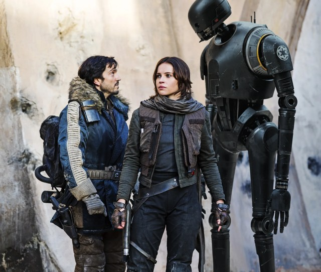 We Need To Talk About Rogue One A Star Wars Story