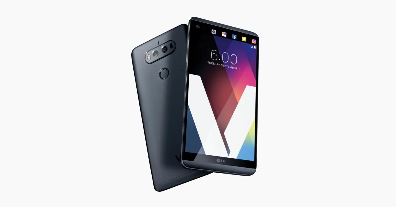 Review: LG V20 Android Phone   WIRED
