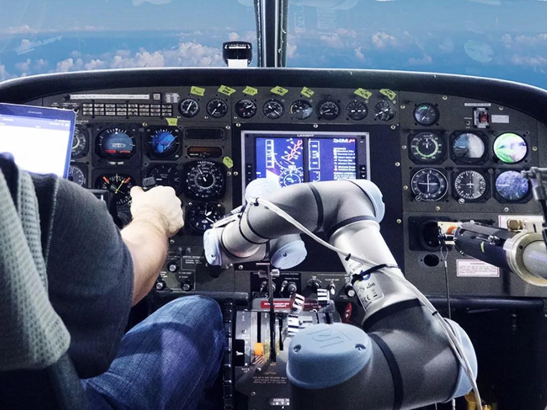 Darpas Alias Program Turns Old Aircraft Autonomous  WIRED