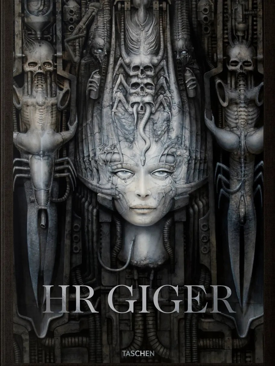 H. R. Giger : giger, Disturbingly, Beautiful, Tribute, Giger's, Nightmarish, WIRED