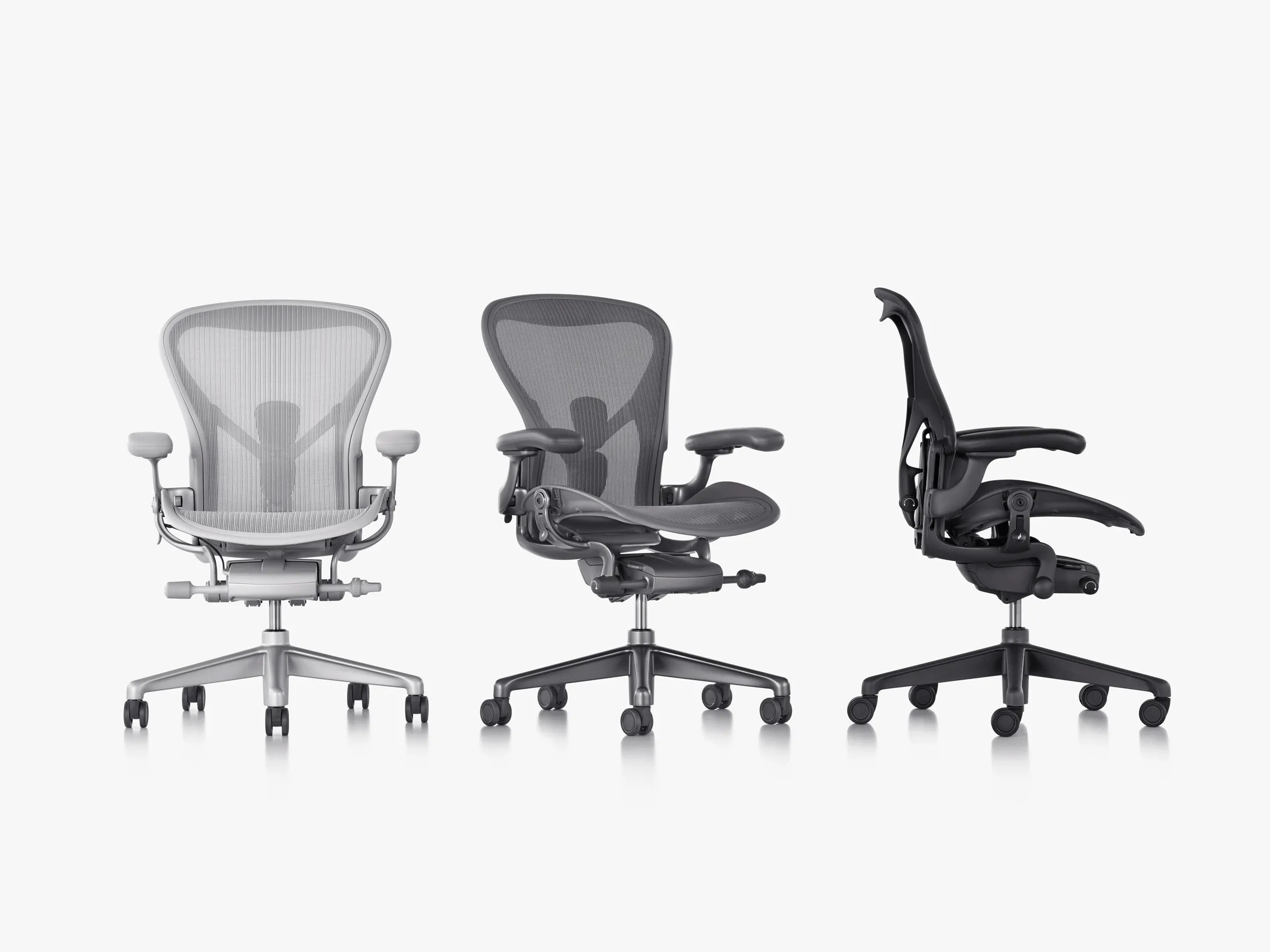 Aaron Chair Herman Miller Just Redesigned Its Iconic Aeron Chair Wired