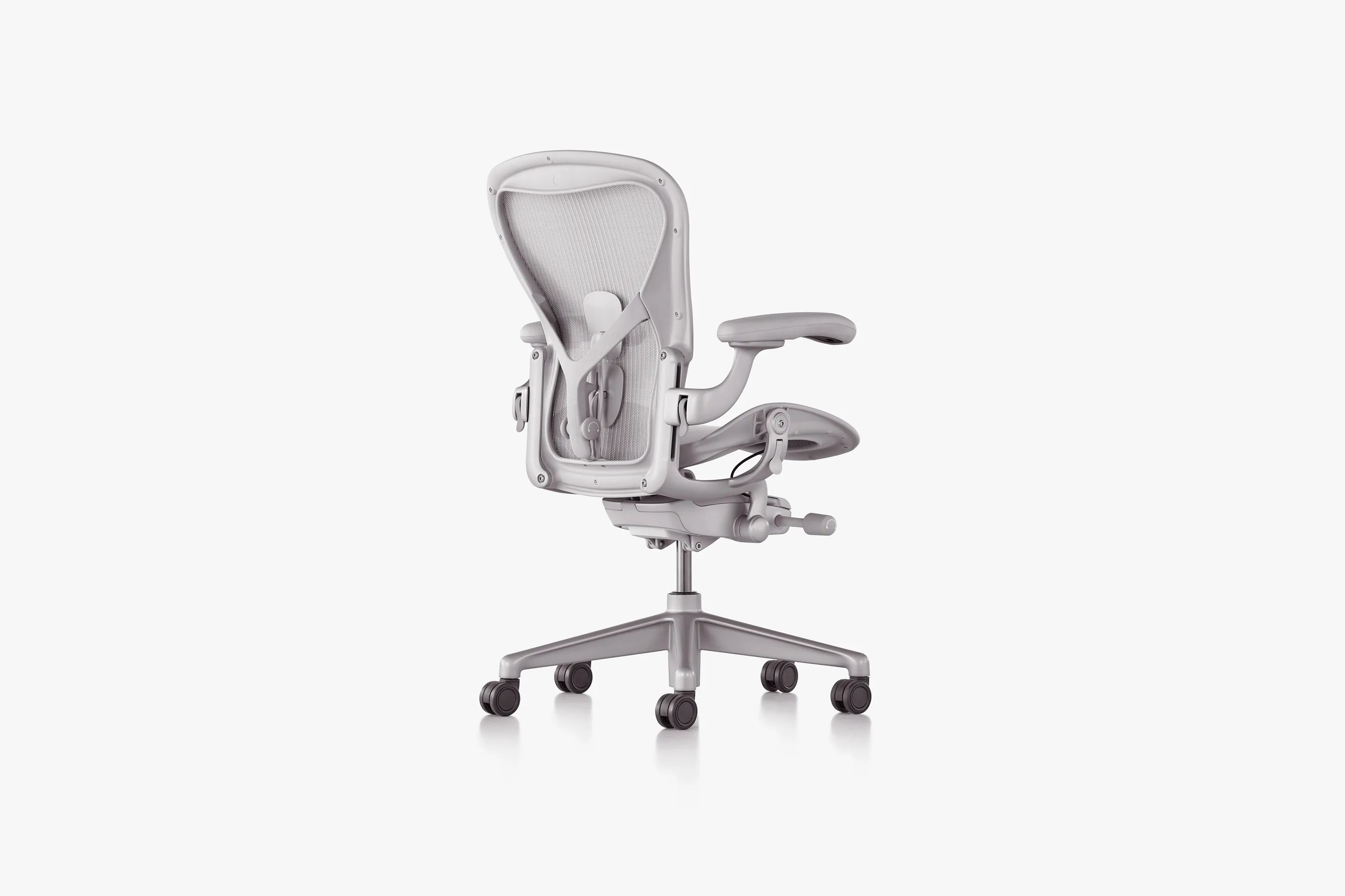 white aeron chair folding and table set herman miller just redesigned its iconic wired