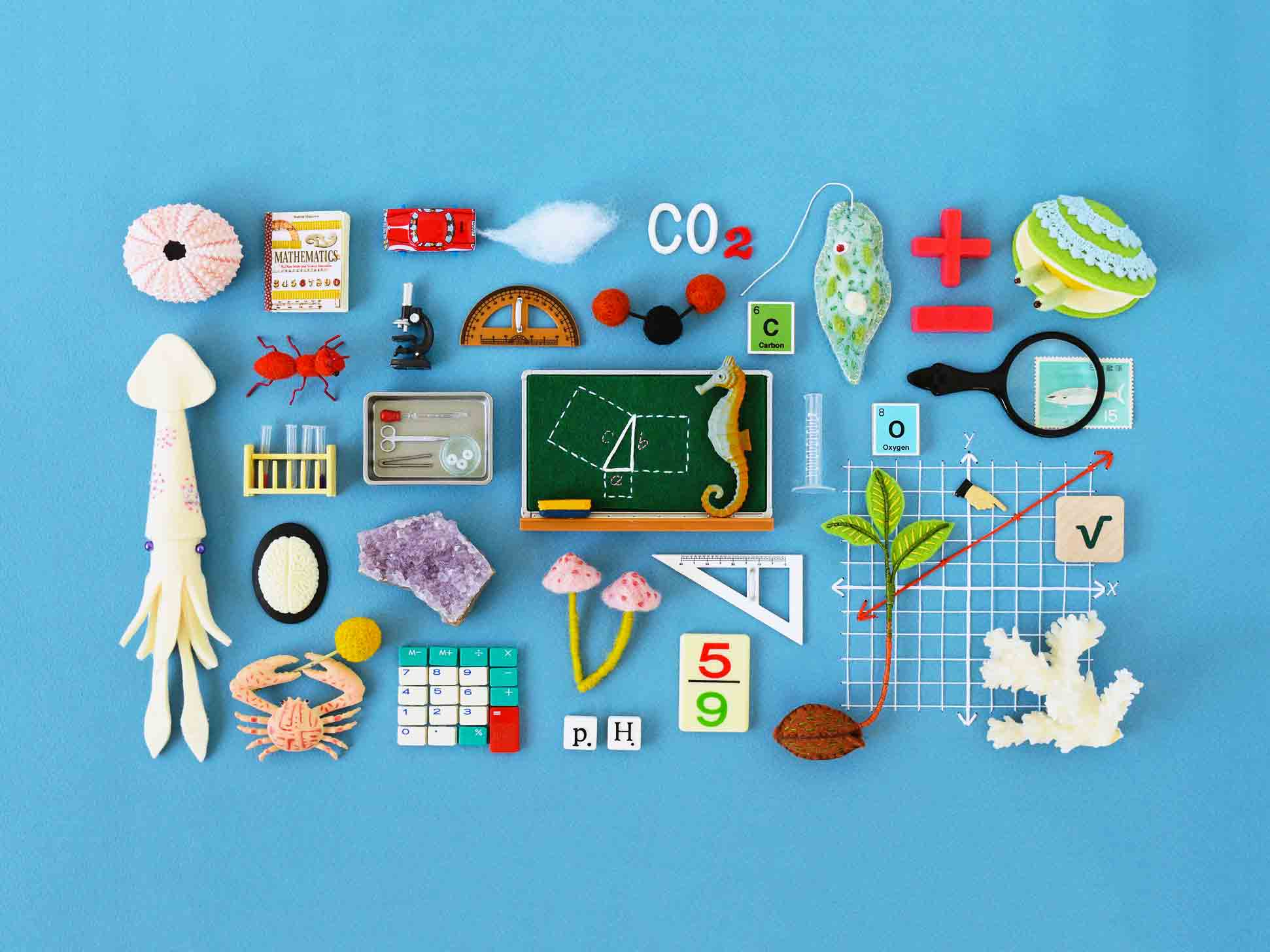 Meet The New Math Unlike The Old Math