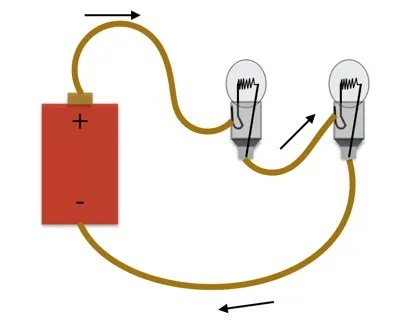 xmas lights wiring diagram bell door entry systems are christmas in series or parallel wired