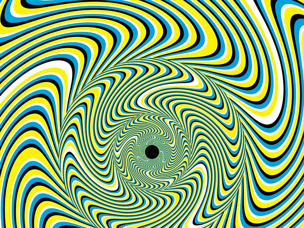 these optical illusions trick