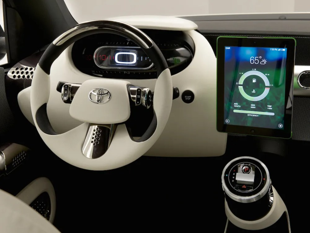medium resolution of toyota invents a wacky city car it thinks millennials will want to buy wired