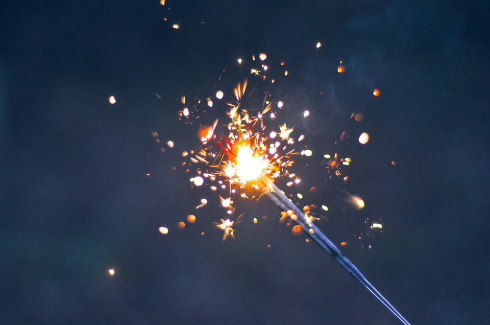 medium resolution of the awesome physics in a simple sparkler